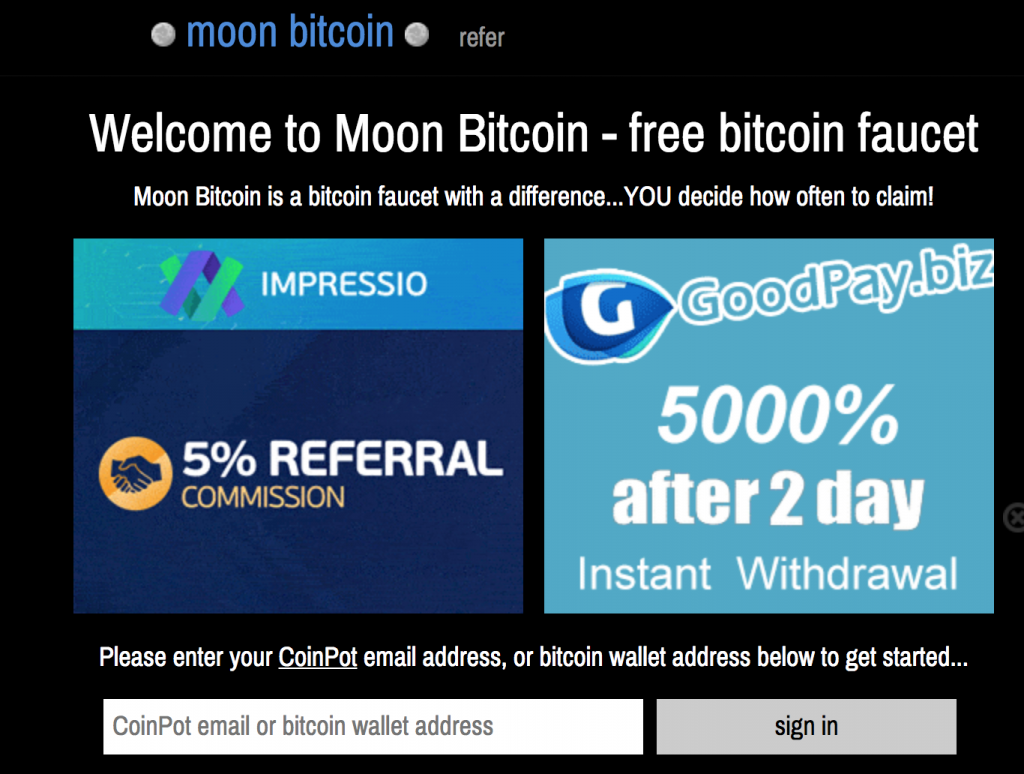 Moon Bitcoin Review - Legit or Scam?