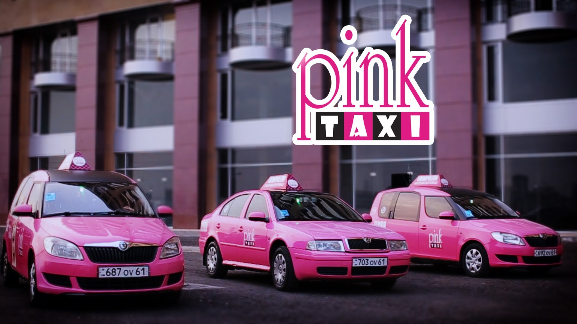 Pink Taxi First Blockchain based women taxi launched