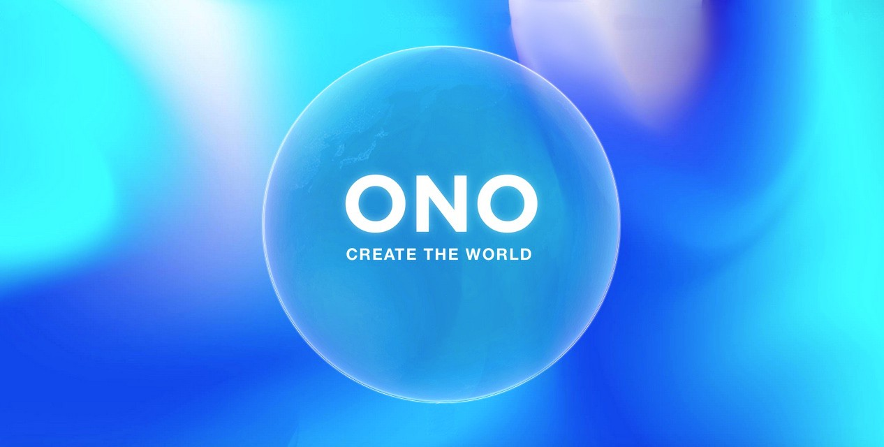 China's first blockchain social network Ono