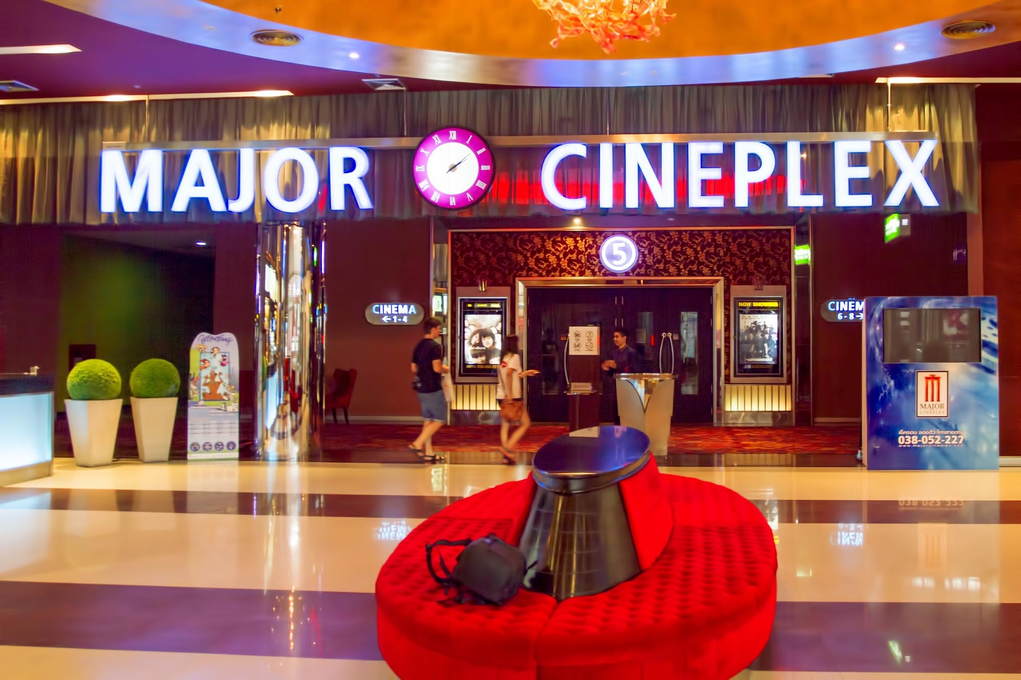 Thailand's largest Cinema Chain to Accept Cryptocurrency