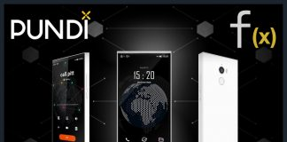 Crypto Startup Pundi X makes the first Blockchain Phone Call