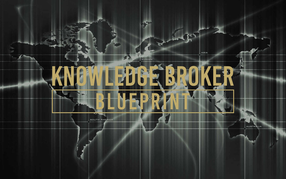 Knowledge Broker Blueprint by Tony Robbins and Dean Graziosi
