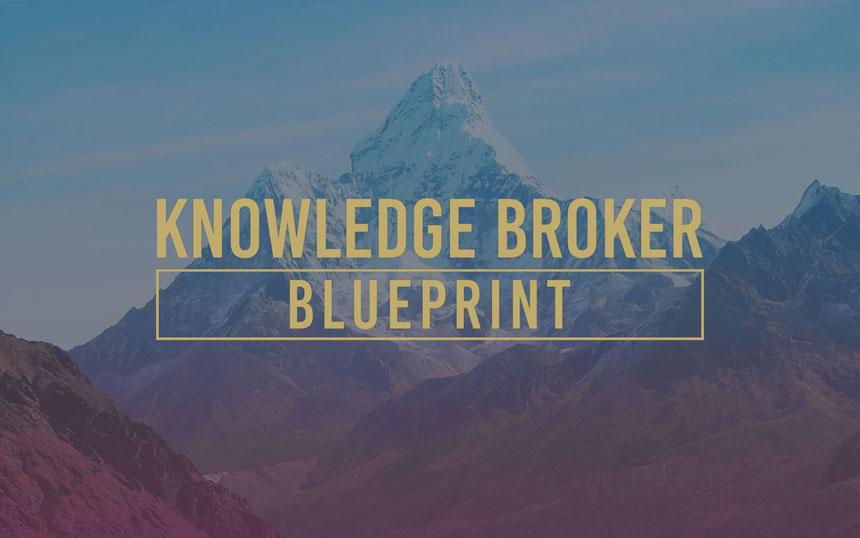 Knowledge Broker Blueprint
