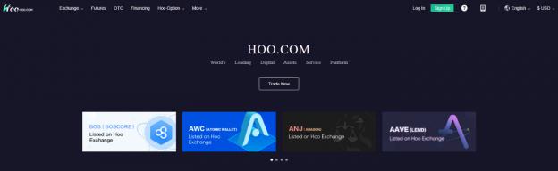 hoo world's leading digital assets service platform