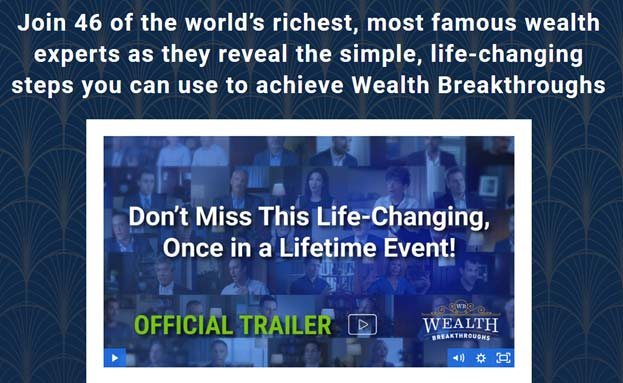 Wealth Breakthroughs Review