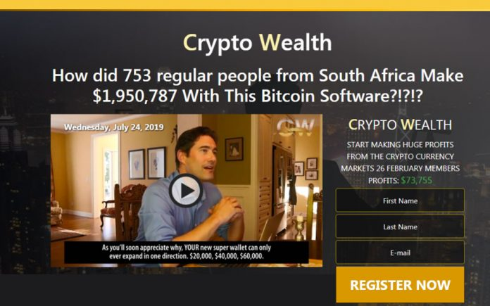 Crypto-Wealth-App
