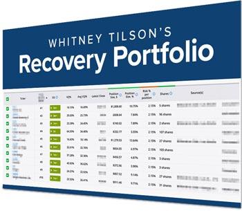 The Recovery Portfolio