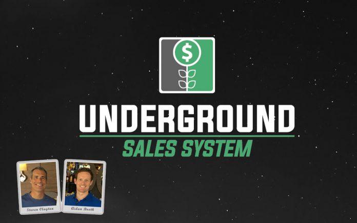 Underground-Sales-System