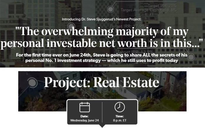 dr-steve-sjuggerud-project-real-estate